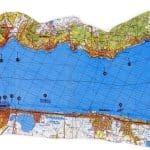 Balatoni akadók térkép