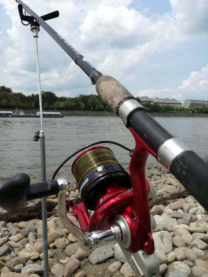 dunai horgászat paduc