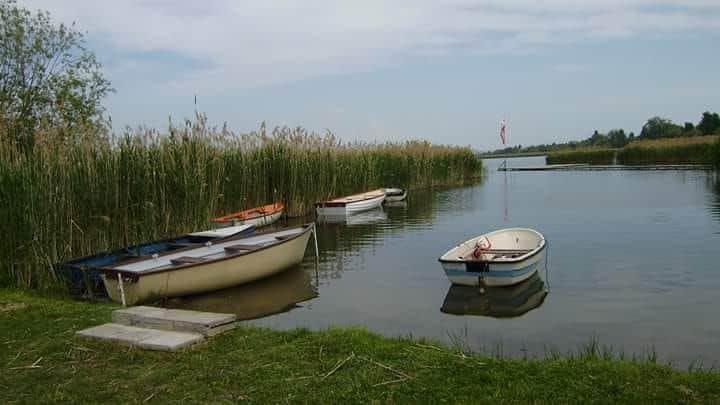 horgászbarát szállás szántód