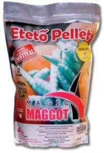 Magic maggot etetőanyagok