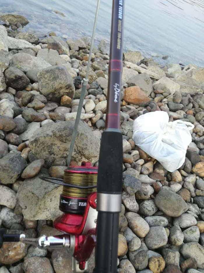 márna horgászat feederbot folyóvízre