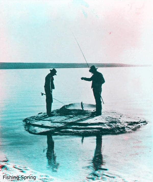 horgászat története