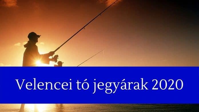 velencei tó területi jegyárak 2020