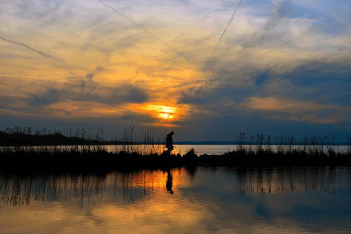 zánka horgászat